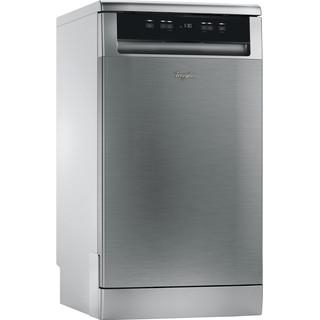 Посудомийна машина Whirlpool: колір нержавіючої сталі, вузька - ADP 321 IX