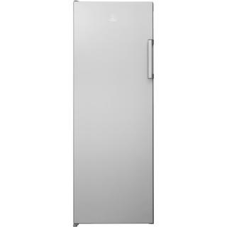 Szafa chłodnicza Indesit: kolor srebrny