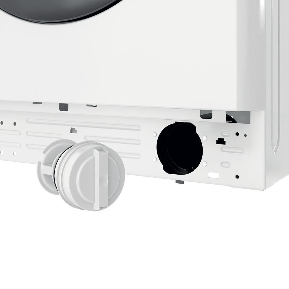 Indesit Стиральная машина Отдельно стоящий OMTWSE 61252 WK UA Белый Front loader A+++ Filter