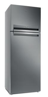 Réfrigérateur double porte posable Whirlpool: sans givre - T TNF 9322 OX