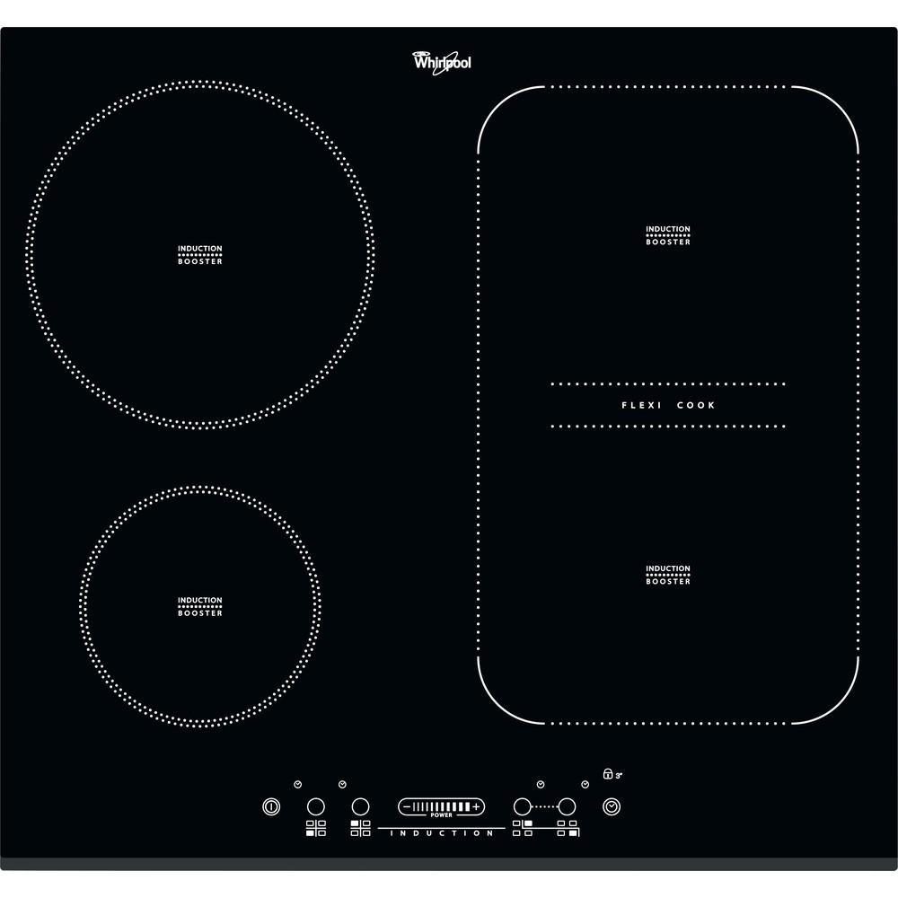 Placa de inducción Whirlpool - ACM 810/BF