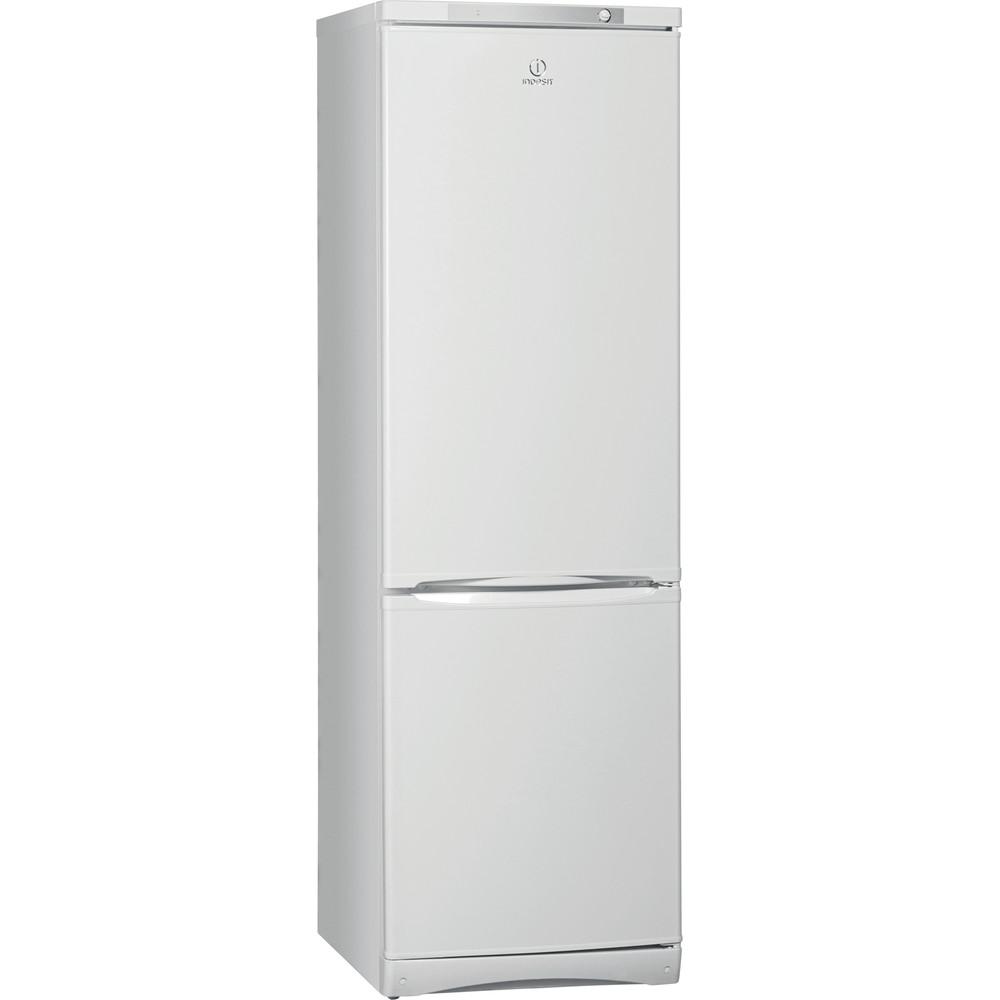 Indesit Холодильник с морозильной камерой Отдельностоящий ES 18 Белый 2 doors Perspective