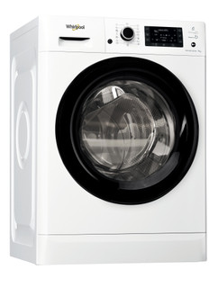 Whirlpool samostalna mašina za pranje veša s prednjim punjenjem: 9 kg - FWD91496BV EE