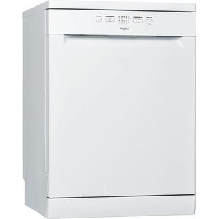 Whirlpool SupremeClean WFE 2B19 Dishwasher in White