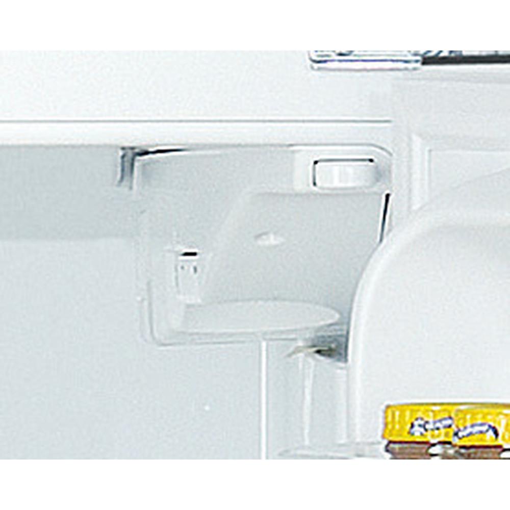 Indesit Комбиниран хладилник с камера Свободностоящи TIAA 12 X.1 Инокс 2 врати Lifestyle detail