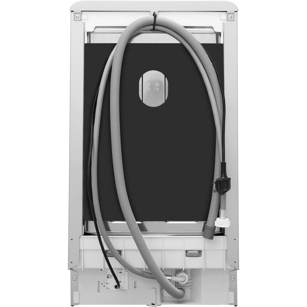 Indesit Umývačka riadu Voľne stojace DSFE 1B10 S Voľne stojace A+ Back / Lateral