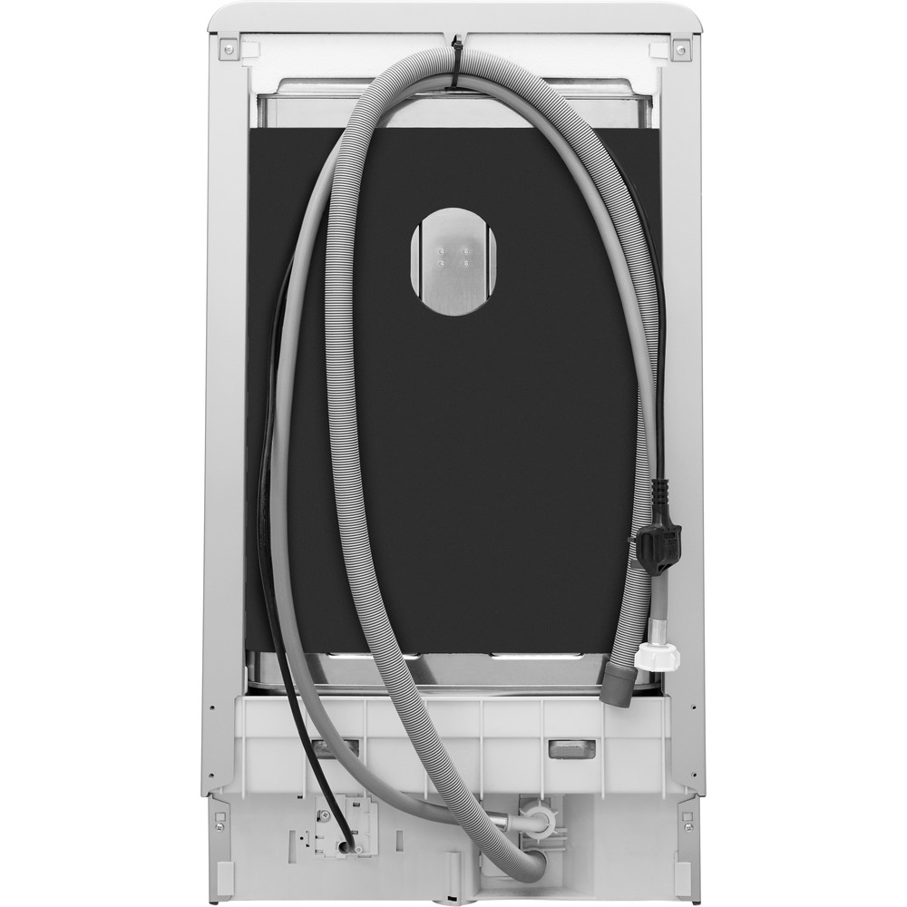 Indesit Посудомоечная машина Отдельно стоящий DSR 15B1 S EU Отдельно стоящий A Back / Lateral