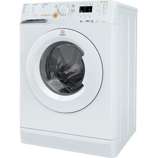 Lavante-séchante posable Indesit : 7 kg