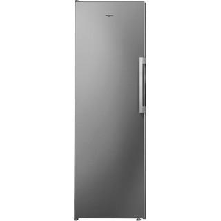 Whirlpool freestanding upright freezer: inox color - UW8 F2C XLSB UK.1