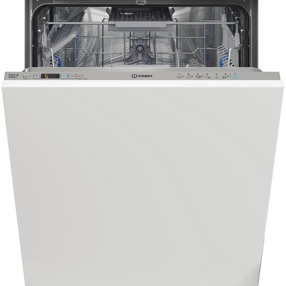 Indesit Посудомоечная машина Встраиваемый DIC 3B+16 AC S Full-integrated A Frontal