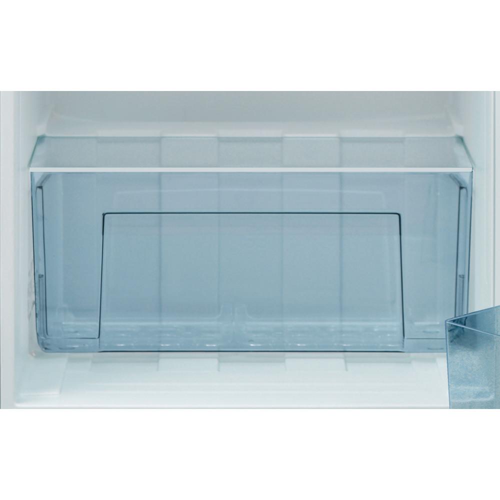 Indesit Kühlschrank Freistehend I55RM 1120 W Weiß Drawer