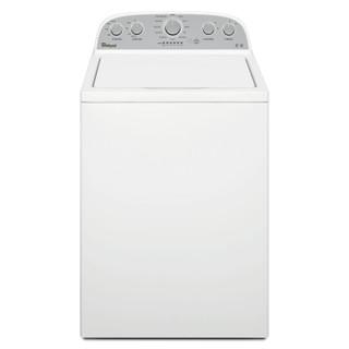 Whirlpool freestanding top loading washing machine: 15kg - 4KWTW4845FW