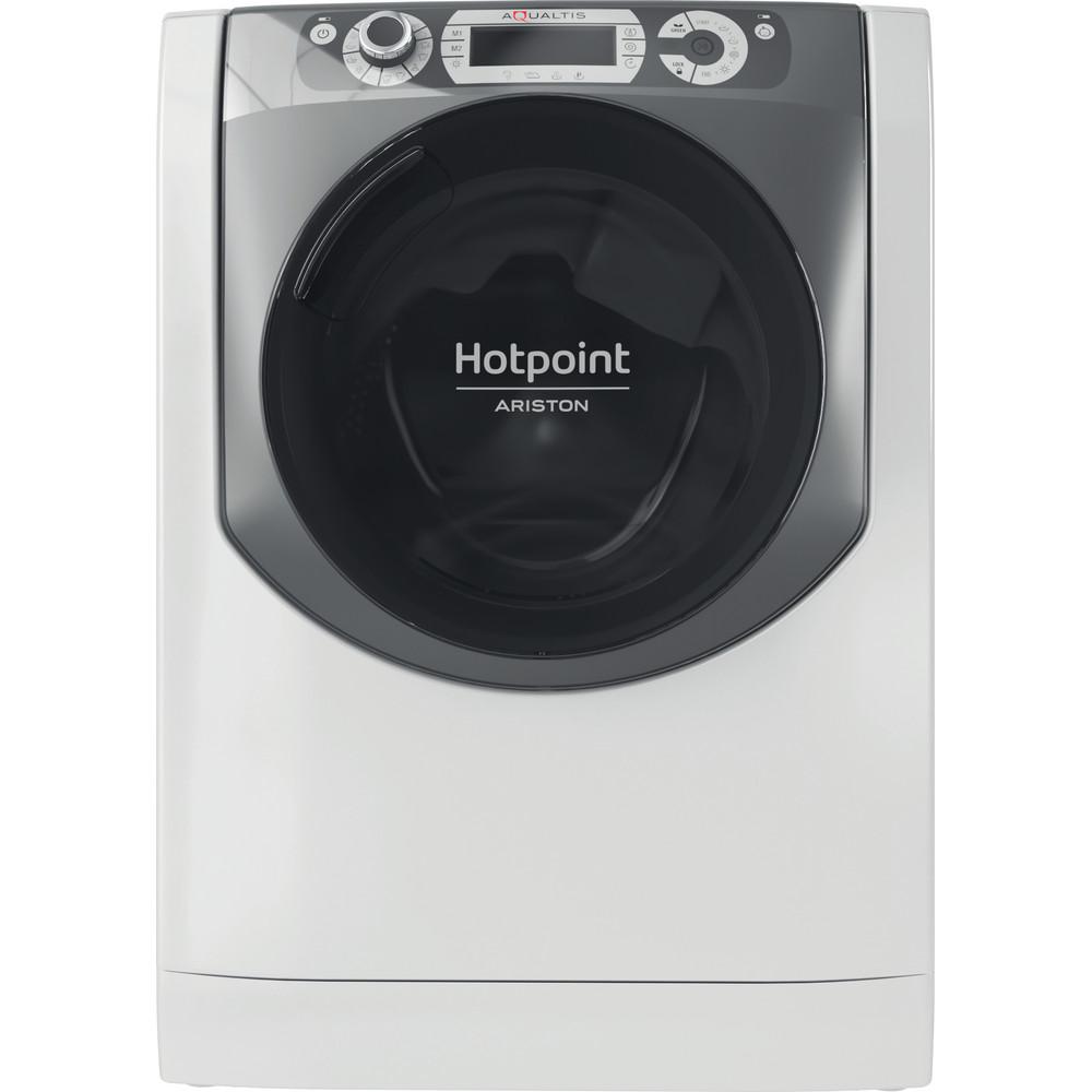 Hotpoint_Ariston Lavadora secadora Libre instalación AQD1172D 697J EU/A N Blanco Cargador frontal Frontal