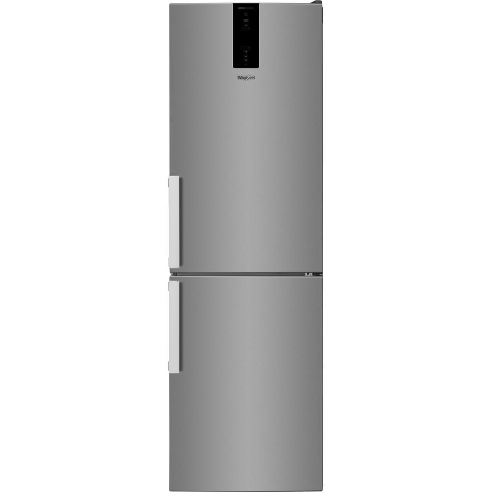 Frigorífico combi de libre instalación W7 831T OX H Whirlpool: Color Inox 338L Total No Frost A+++ tirador integrado
