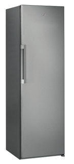 Vapaasti sijoitettava Whirlpool jääkaappi: Ruostumaton - SW8 AM2Q X 2