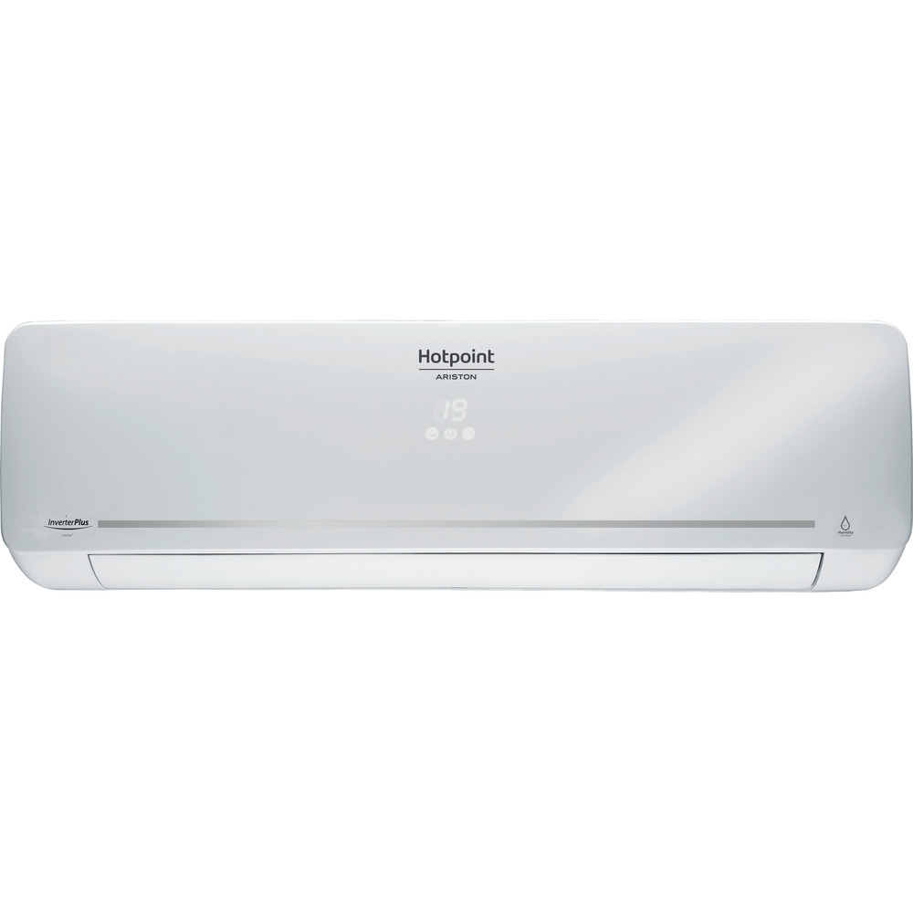 Hotpoint_Ariston Air Conditioner SPIW412LLHA A Инверторный Белый Frontal