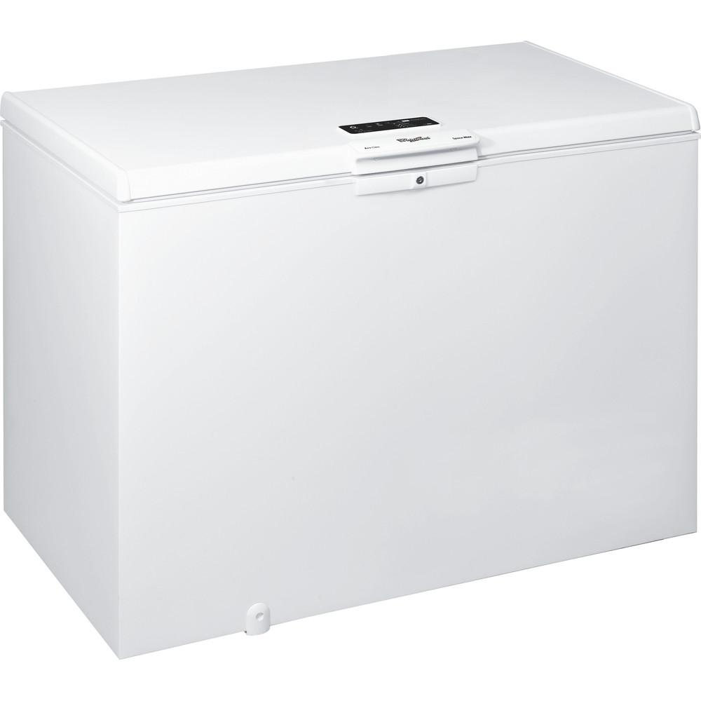 Whirlpool frysbox: färg vit - WHE3939 T