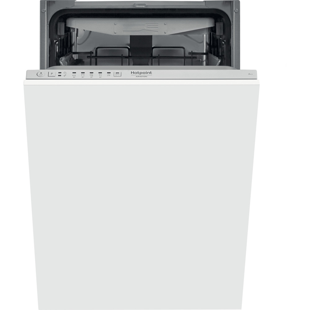 Hotpoint_Ariston Посудомоечная машина Встраиваемая HSIC 2B27 FE Full-integrated A Frontal
