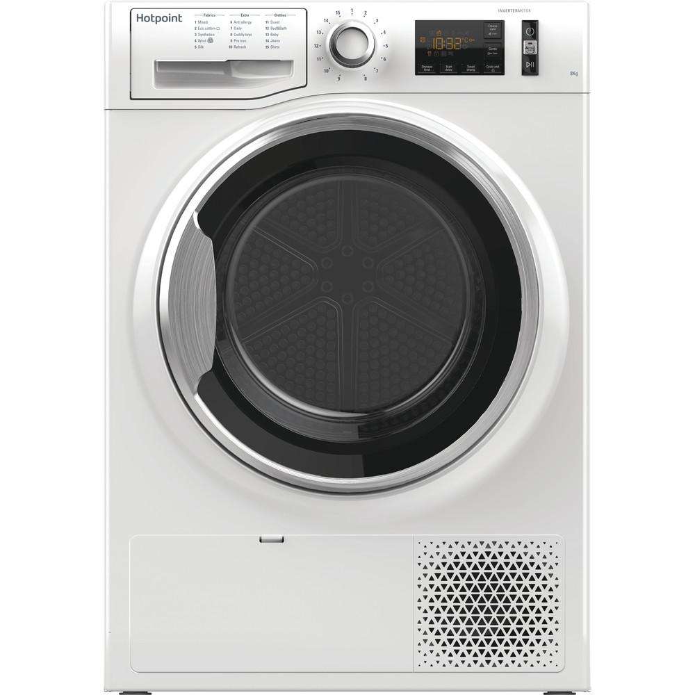 Hotpoint Dryer NT M11 82XB UK White Frontal