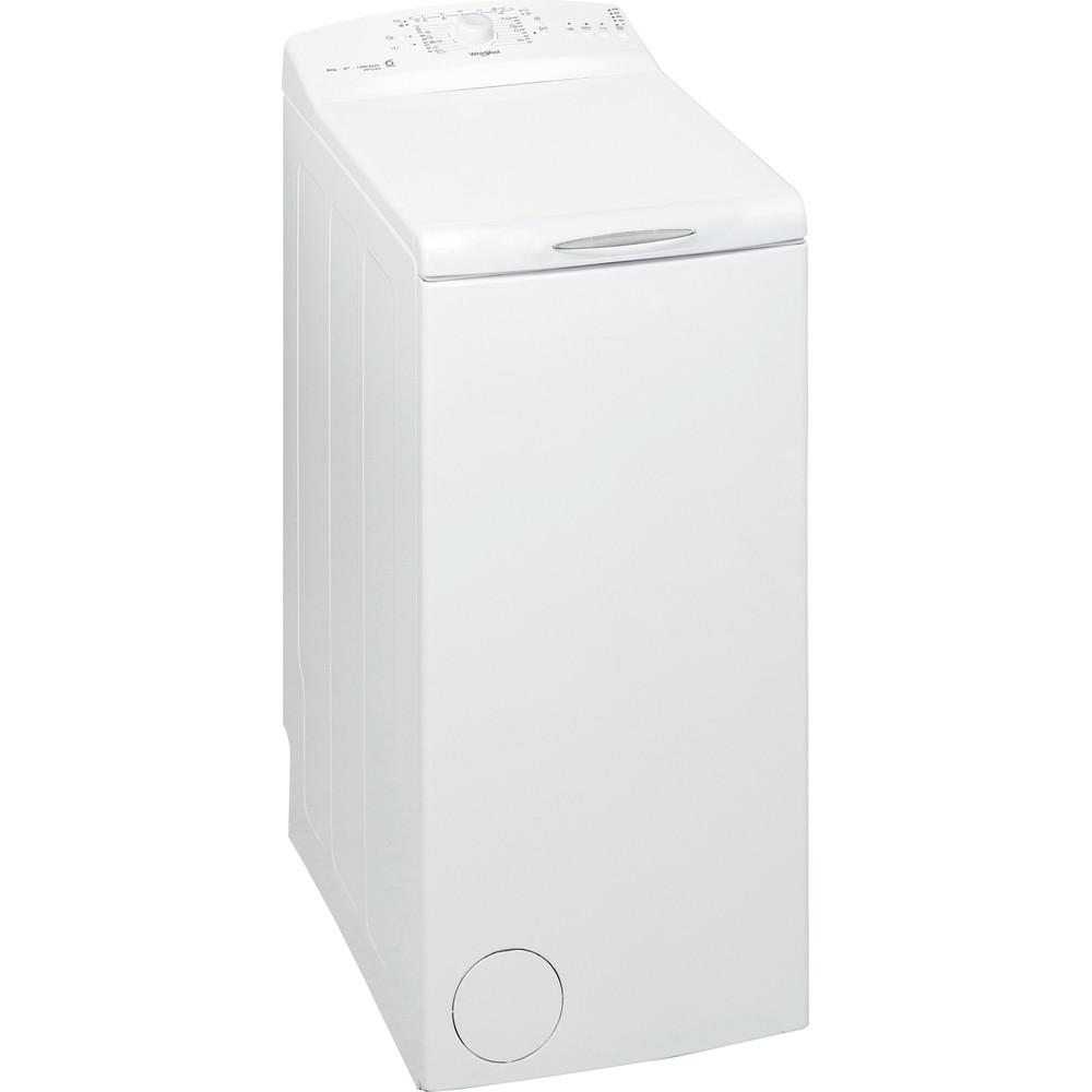 Whirlpool toppmatad tvättmaskin: 6 kg - PWTL1916