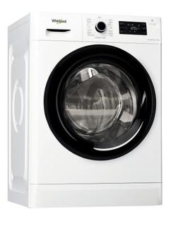 Máquina de lavar roupa de carga frontal de livre instalação da Whirlpool: 8 kg - FWG81284WB SPT