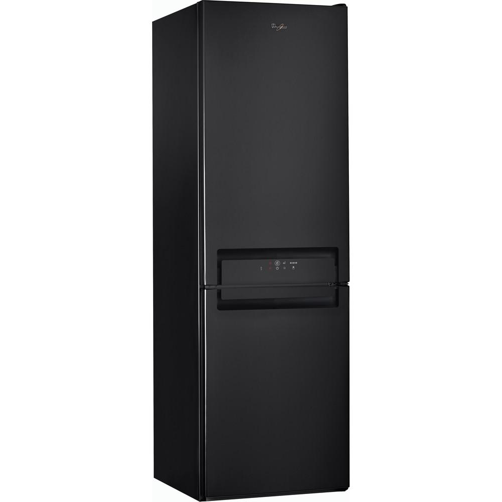 Холодильник Whirlpool з нижньою морозильною камерою соло: з системою frost free - BSNF 8893 PB