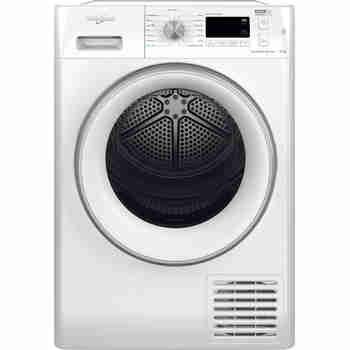 Whirlpool Sèche-linge FFT M11 8X2WSY FR Blanc Frontal
