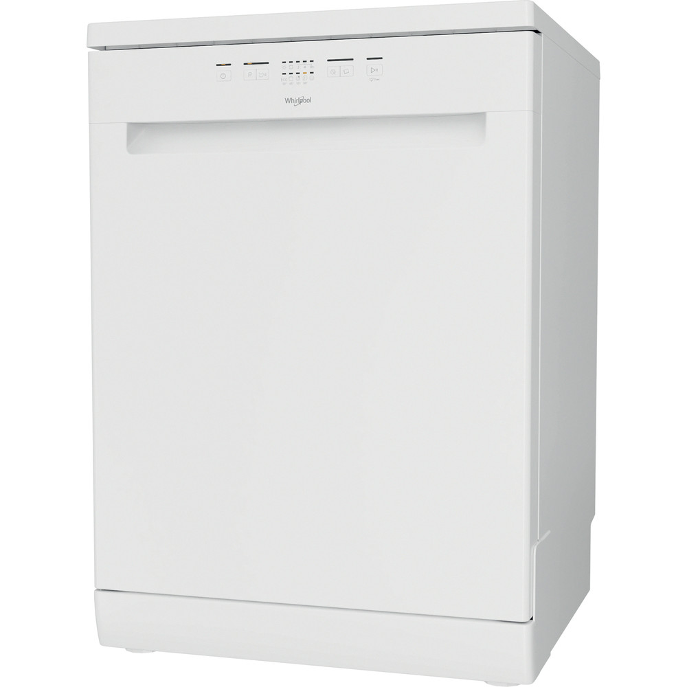 Whirlpool Dishwasher: in White - WFE 2B19 UK N