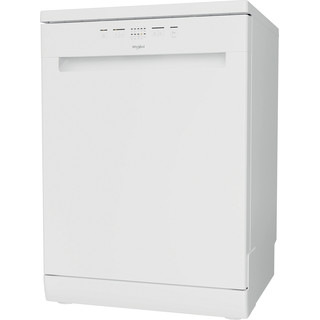 Whirlpool Dishwasher: in White - WFE 2B19 UK N