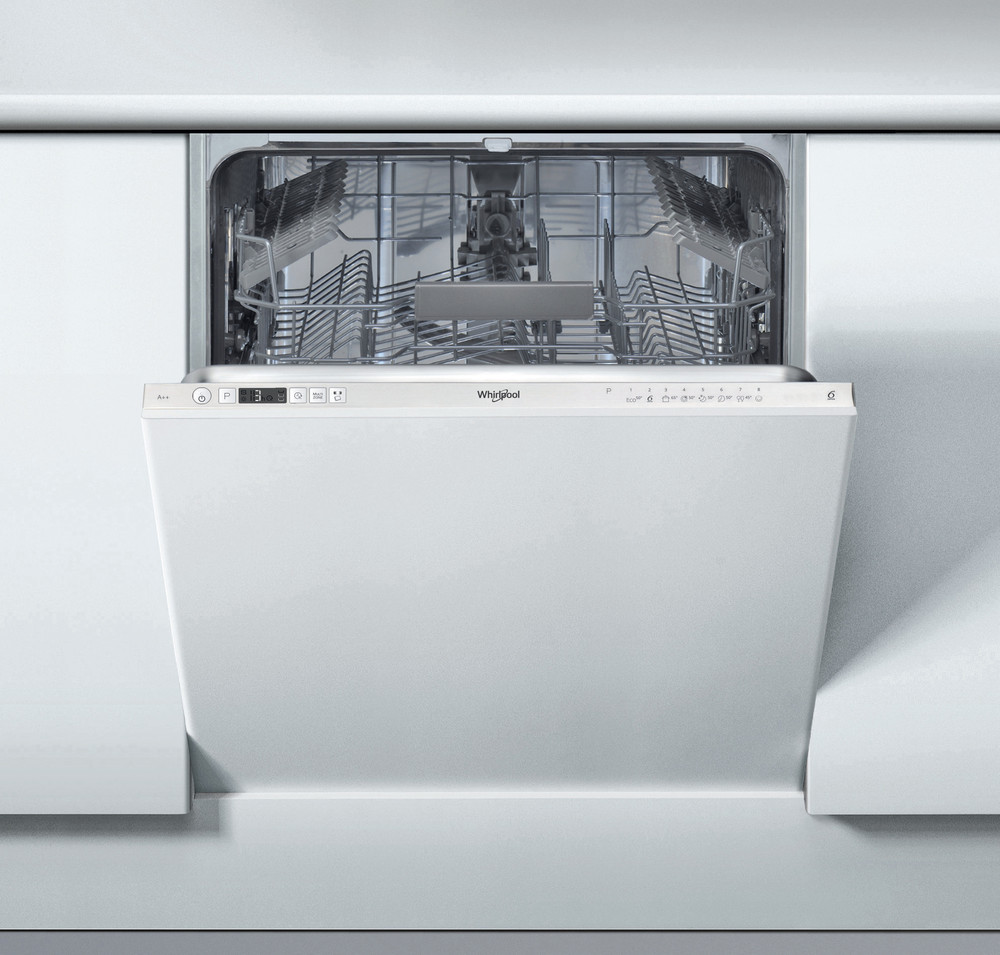 Whirlpool Dishwasher Built-in WIC 3C26 UK Full-integrated E Lifestyle_Frontal