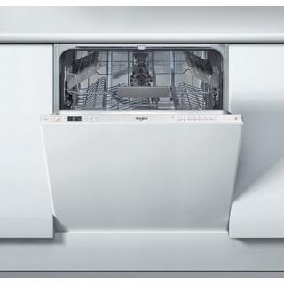 Посудомийна машина Whirlpool інтегрована: сріблястий колір, повногабаритна - WRIC 3C26