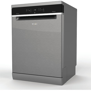 Whirlpool Dishwasher Free-standing WFC 3C24 P X UK Free-standing A++ Perspective