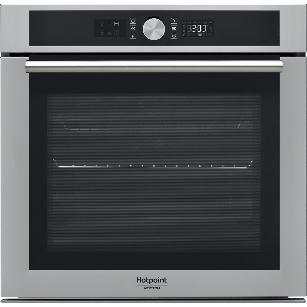 Hotpoint_Ariston Four Encastrable FI4 854 P IX HA Electrique A+ Frontal