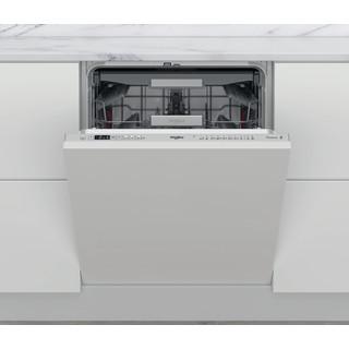 Whirlpool integrert oppvaskmaskin: farge sølv, 60 cm - WKCIO 3T133 PFE