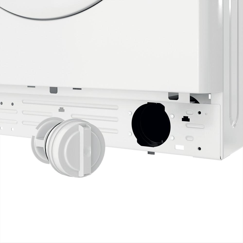 Indesit Пральна машина Соло OMTWE 71483 W EU Білий Front loader A+++ Filter