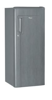 Whirlpool freestanding fridge: silver color - WMD 205 VL