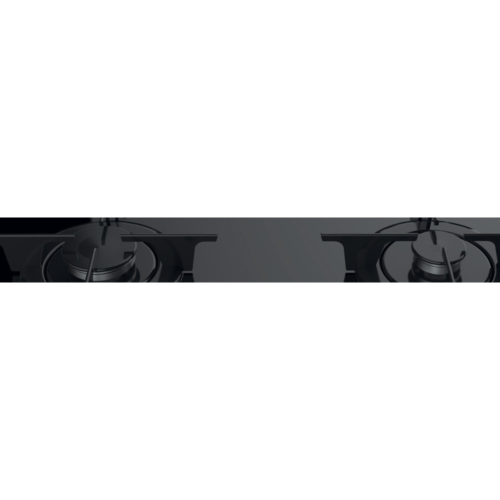 Indesit Piano cottura PR 642 /I (BK) Nero GAS Heating element