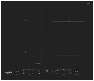 Whirlpool glaskeramisk induktionskogeplade - WL B8160 NE