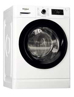 Máquina de lavar roupa de carga frontal de livre instalação da Whirlpool: 9 kg - FWG91284WB SPT
