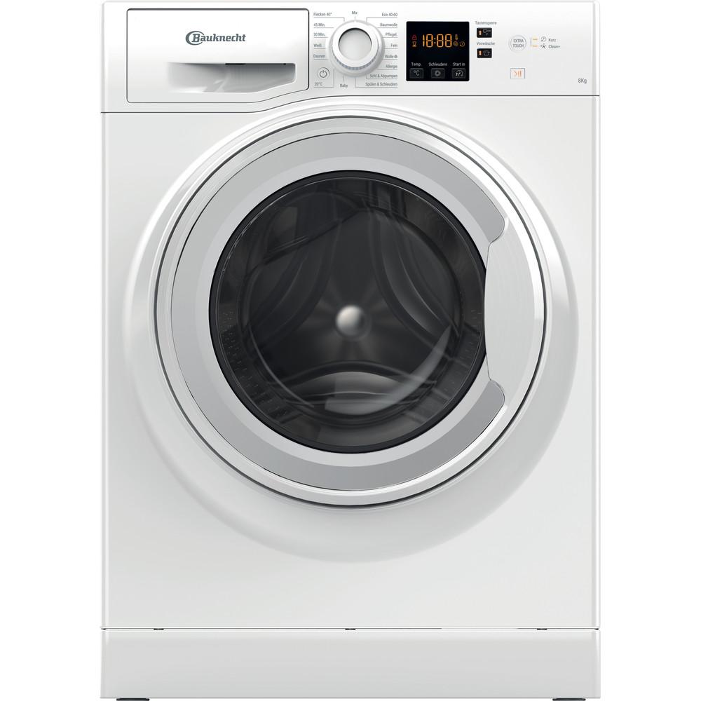 Bauknecht Waschmaschine Standgerät BPW 814 Weiss Frontlader D Frontal