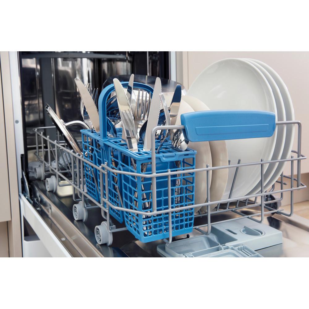 Indesit Посудомоечная машина Отдельно стоящий DSR 57M19 A EU Отдельно стоящий A Rack