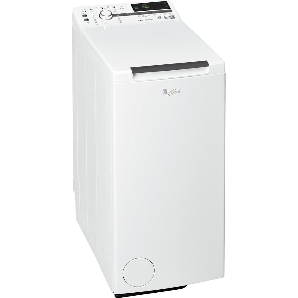 Whirlpool toppmatet vaskemaskin: 6.5 kg - TDLR 65330