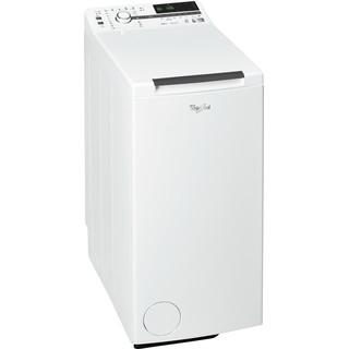 Whirlpool toppmatad tvättmaskin: 6.5 kg - TDLR 65330