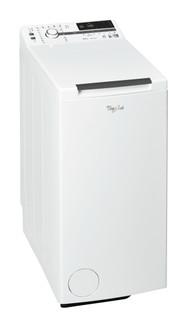 Fritstående Whirlpool-vaskemaskine med topbetjening: 6.5 kg - TDLR 65330
