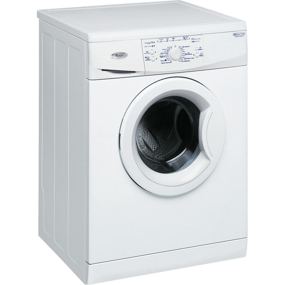 Whirlpool frontmatad tvättmaskin: 5 kg - AWO/D 4517
