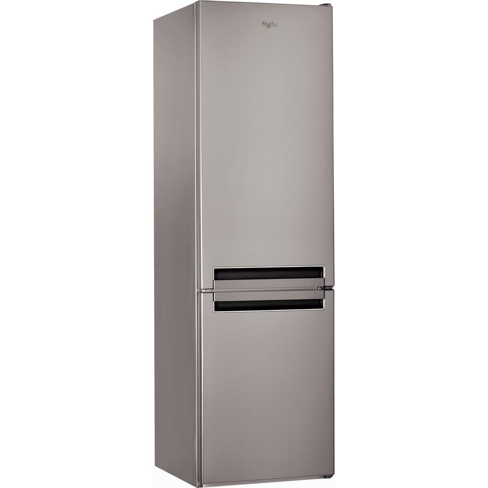 Холодильник Whirlpool з нижньою морозильною камерою соло - BSF 9152 OX