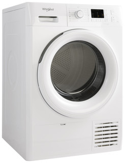 Whirlpool kondenzatorska mašina za sušenje veša.: samostalna, 8 kg - FT CM10 8B EU