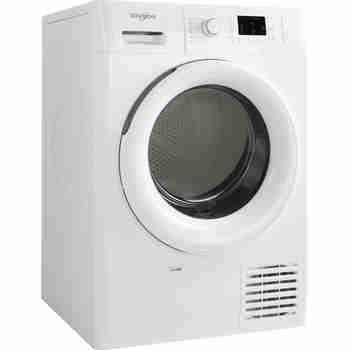 Whirlpool Dryr FT CM10 8B EU Alb Perspective