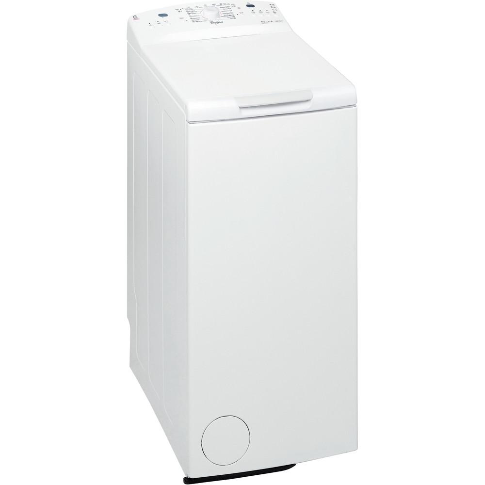 Whirlpool toppmatad tvättmaskin: 6 kg - AWE 8840