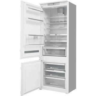 Whirlpool Kombinētais ledusskapis/saldētava Iebūvējams SP40 802 EU 2 Balta 2 doors Perspective open